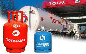 total lp gas