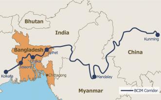 বাংলাদেশ মিয়ানমার চীন