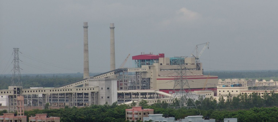 Boropukuria power plant 1.
