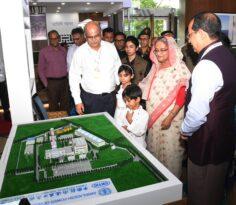 প্রধানমন্ত্রী শেখ হাসিনা আজ বিদ্যুৎ জ্বালানি সপ্তাহ ২০১৮ উদ্বোধন করেন