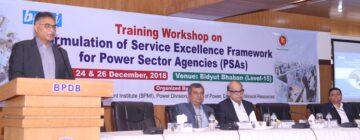 workshop on service excellence